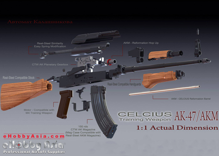 Airsoft Ak Exploded Diagram Online Schematic Diagram