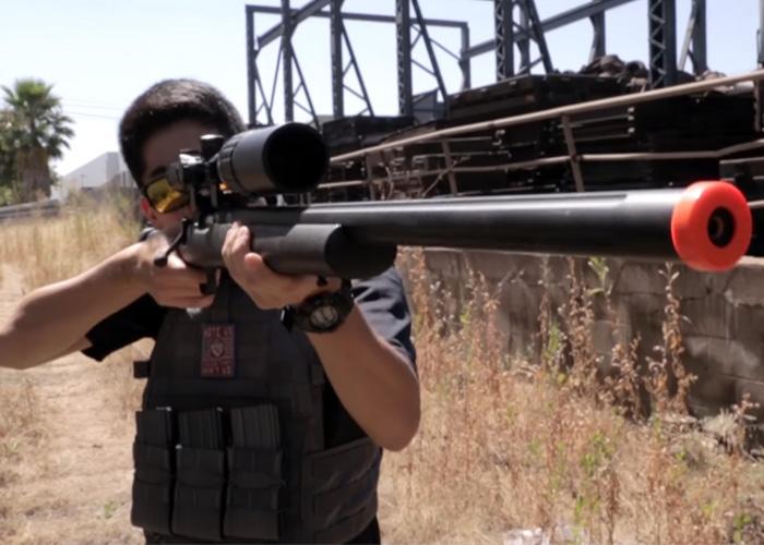 Evike The Gun Corner A Amp K M24 Sniper Rifle Popular Airsoft