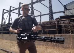 Evike [The Gun Corner]: CA M134-A2 Minigun