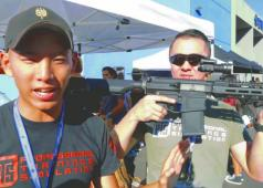 Evike PTS Syndicate At AirsoftCon 2016