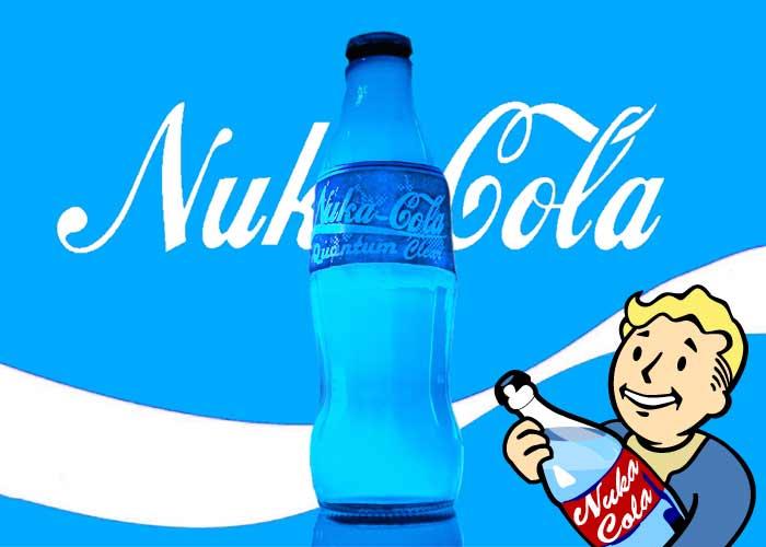 Fallout Nuka Cola Quantum