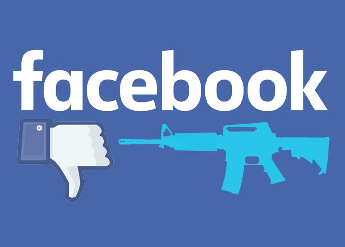 Facebook Unlike Firearm