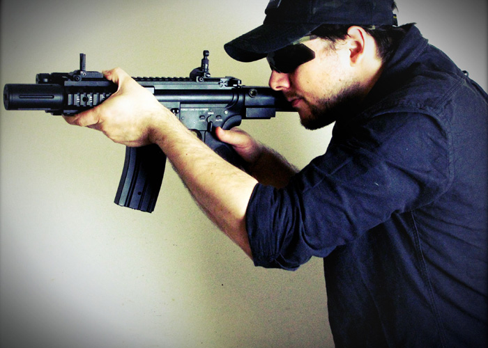 ForceCore FC-109 M4 AEG Review
