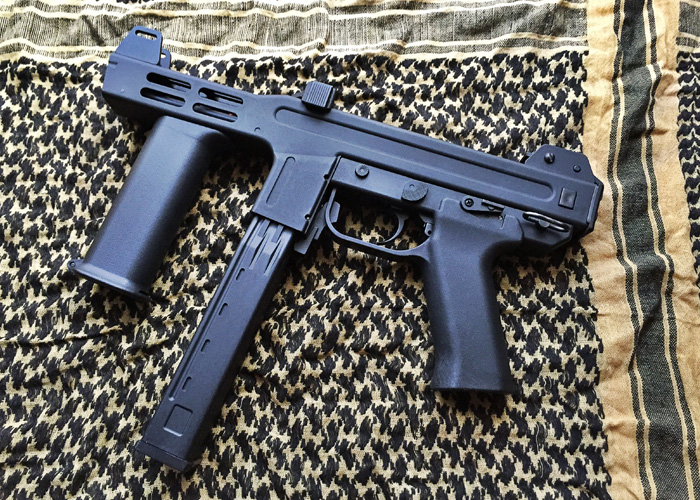 ForceCore Industries Spectre SMG AEG Review