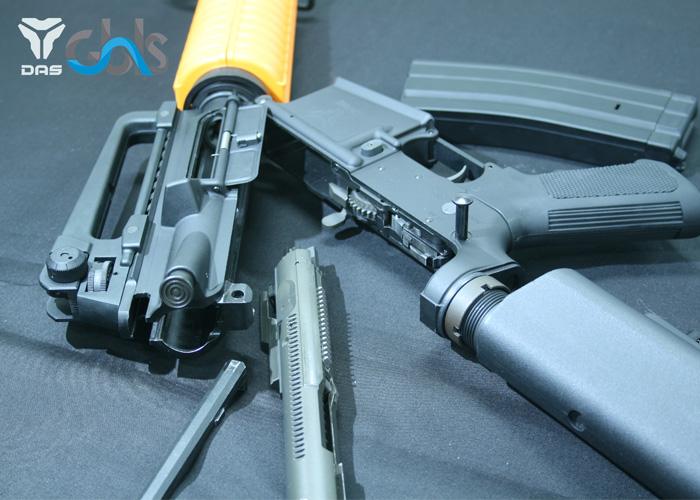 GBLS DAS M4A1 Airsoft Rifle