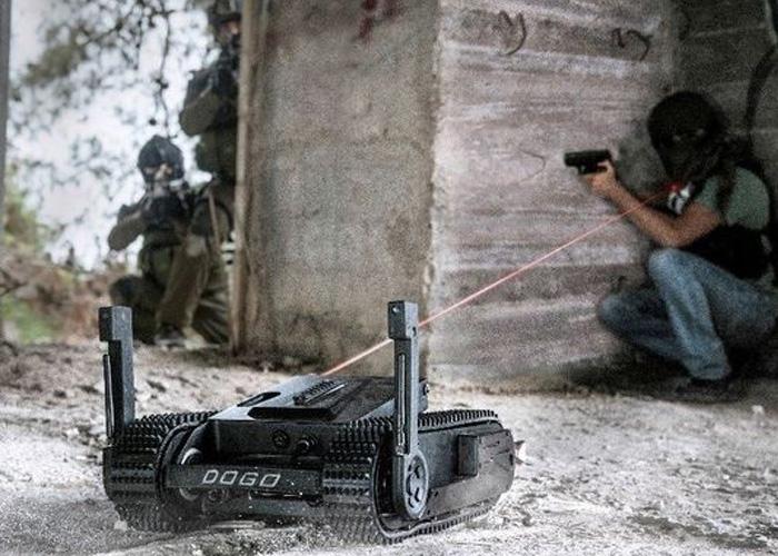 DOGO Tactical Combat Robot