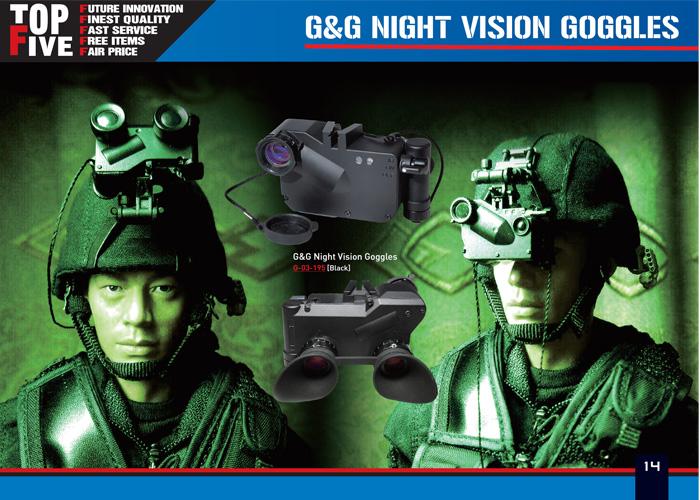 G&G Armament NVG