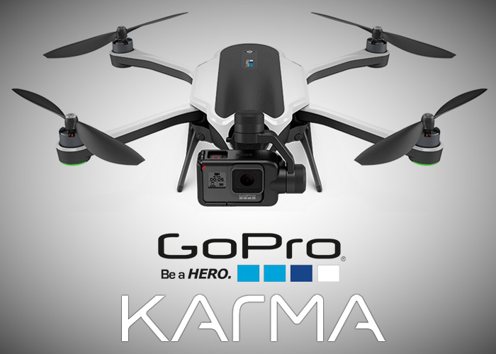GoPro The Karma Drone