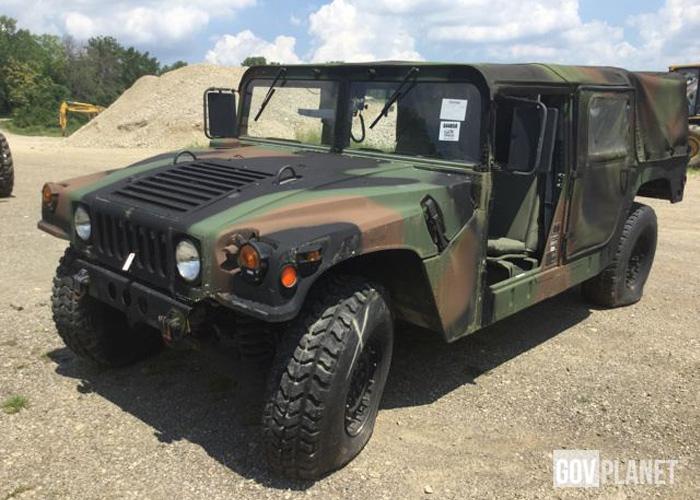 Gov Planet AM General M988 Humvee
