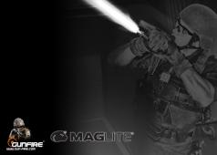 Gunfire Maglite