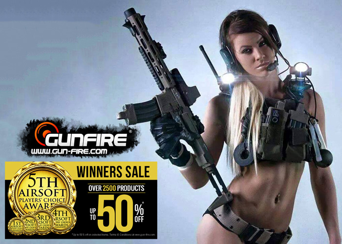 Gunfire 5 APCA Winners Sale