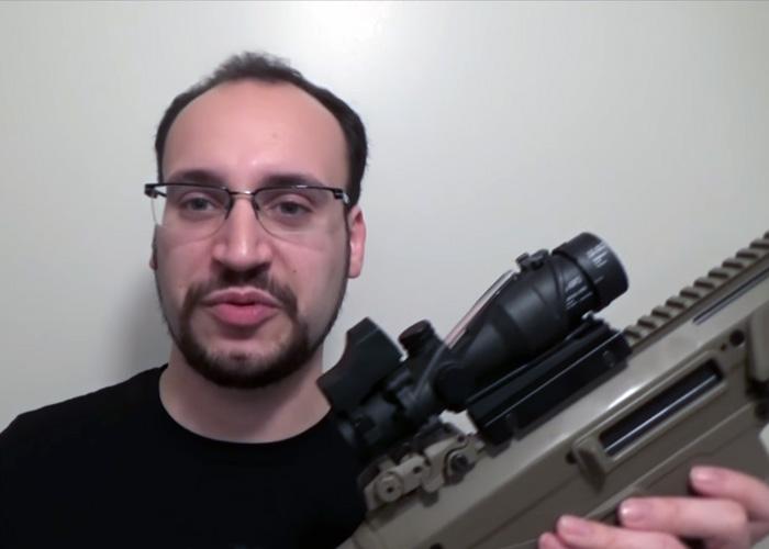 Gun Gamers: The Benefits Of ACOG-Type Optics