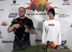 Gun Gamers SpeedSim: Rifle Vs. Pistol Primary