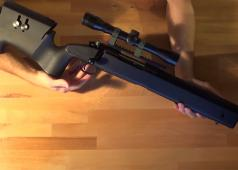 K.T.W. Dongsan M70 SPR A4 Review