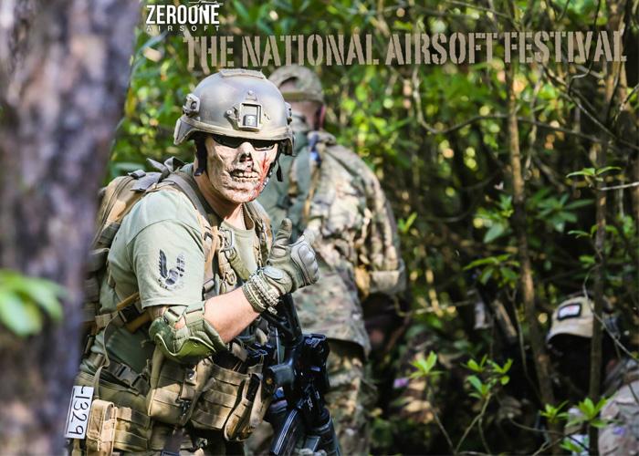Ground Zero National Airsoft Festival 2015