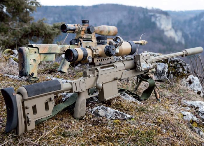 HAENEL Rifle System 8/9