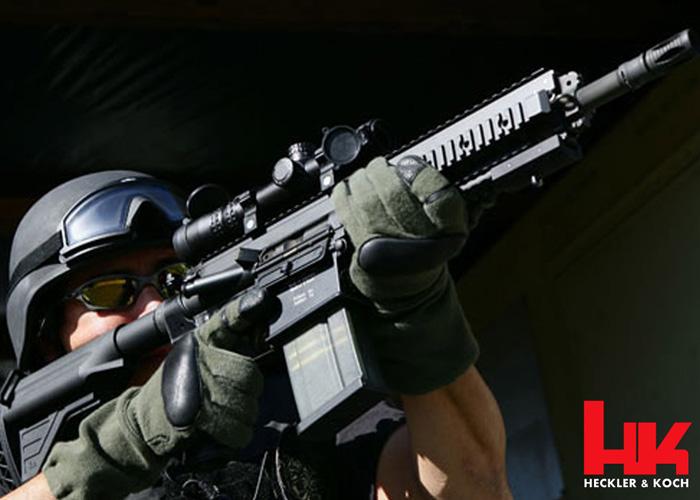 Heckler & Koch USA HK417