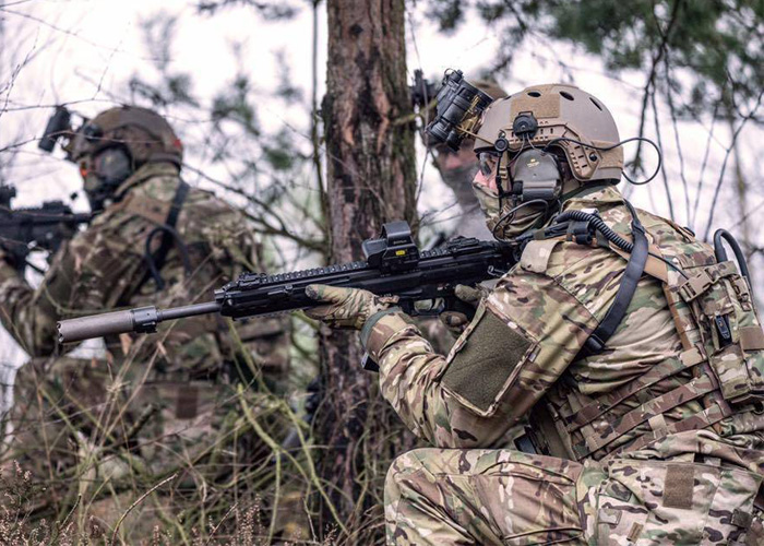 Heckler & Koch HK433 Assault Rifle