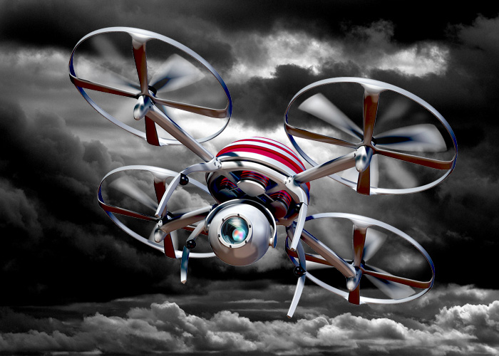 Hobby Quadcopter