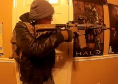 Howie3601 The Division Airsoft Loadout