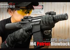 Hyperdouraku: APS Patriot M4 EBB Review