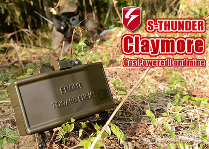 Hyperdouraku: S-Thunder Claymore Mine Review