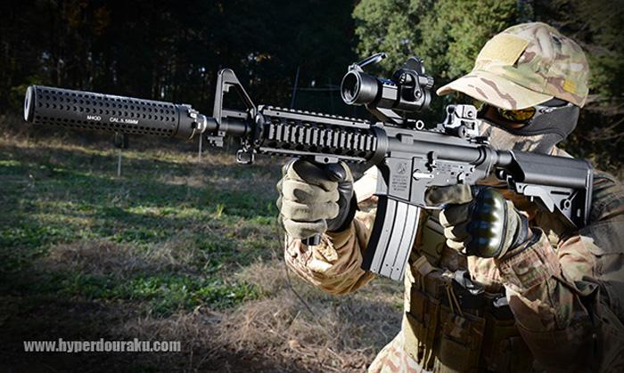Wa Colt M4a1 Quot American Sniper Quot Gbbr Popular Airsoft
