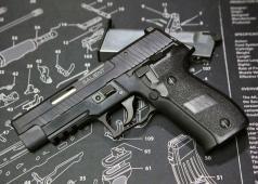 Impact Force Custom SAI Style P226R