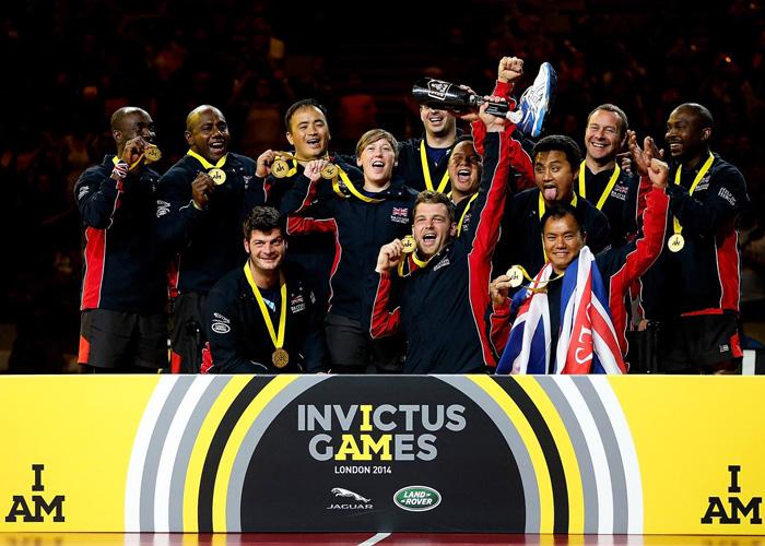 Invictus Games 2014 London