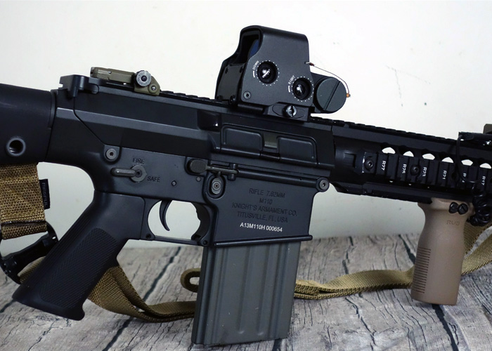 JJ Airsoft XPS Red Dot Sight Review