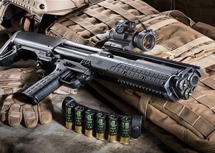 MadBull Kel-Tec KSG Shotgun Update | Popular Airsoft