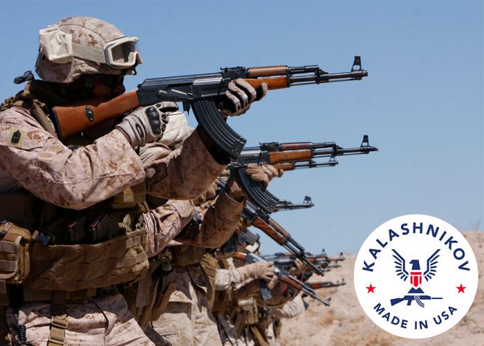 Kalashnikov Made In The USA