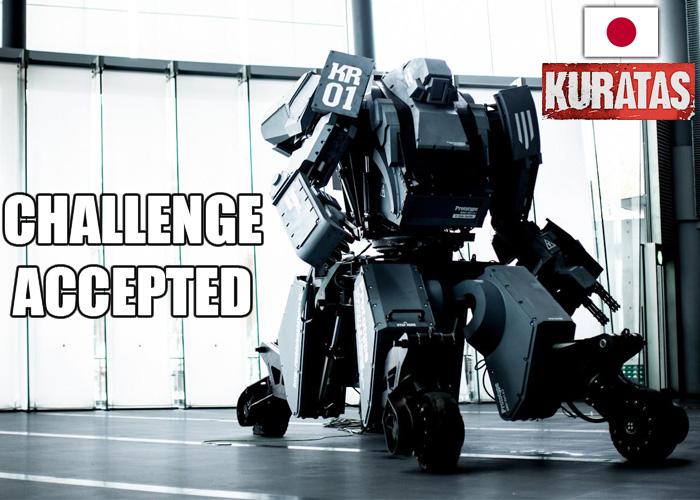 Kuratas Challenge Accepted