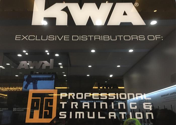 KWA USA As PTS Exclusive Distributor