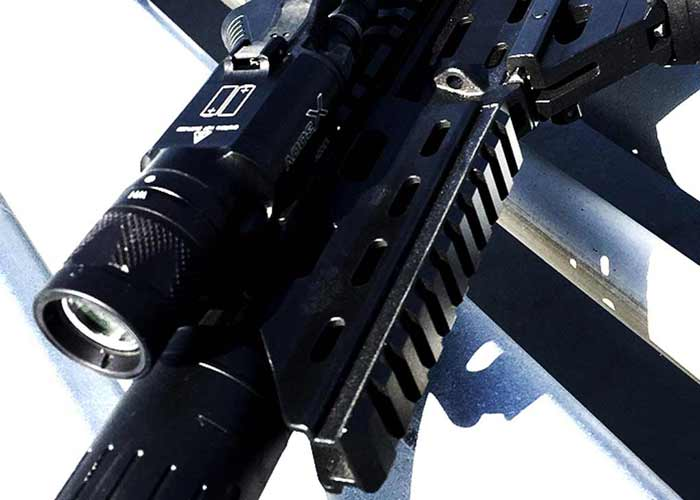 Laylax Nitro.Vo MP7A1 Extension Frame
