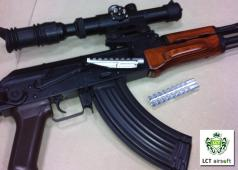 All LCT Airsoft AK Parts Accessories