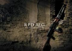 LCT Airsoft RPD AEG Promo Video