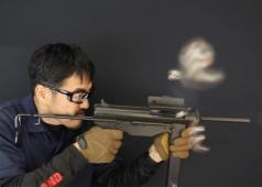 Mach Sakai: CAW M3 Cap Firing Gun