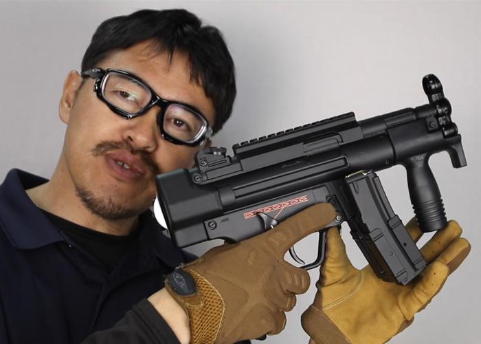 Mach Sakai: Tokyo Marui MP5K HC