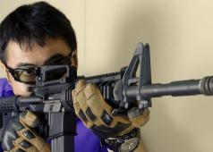 Mach Sakai: WE M4A1 RAS GBB Review