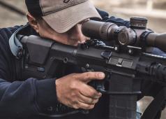Magpul Precision Rifle Stock Gen 3