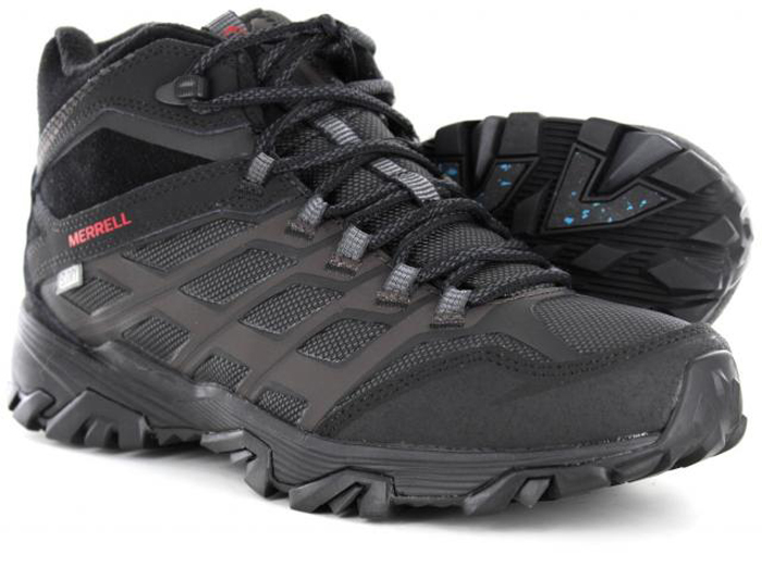 Get A Good Grip On Ice With Vibram S Arctic Grip Sole