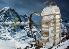 Mil1st Wisport SilverFox Rucksack in PenCott Snowdrift