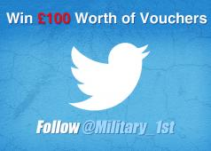 Military1st 1k Followers Twitter Contest