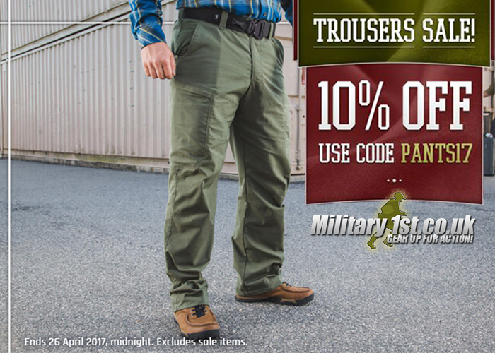 Military1st.co.uk Trousers Sale