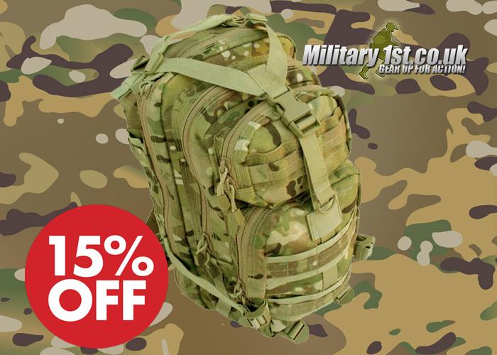 Mil1st Condor Compact Assault Pack MultiCam Sale