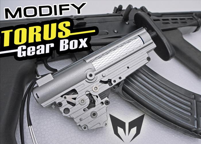 Modify-Tech V3 Torus Gearbox Review