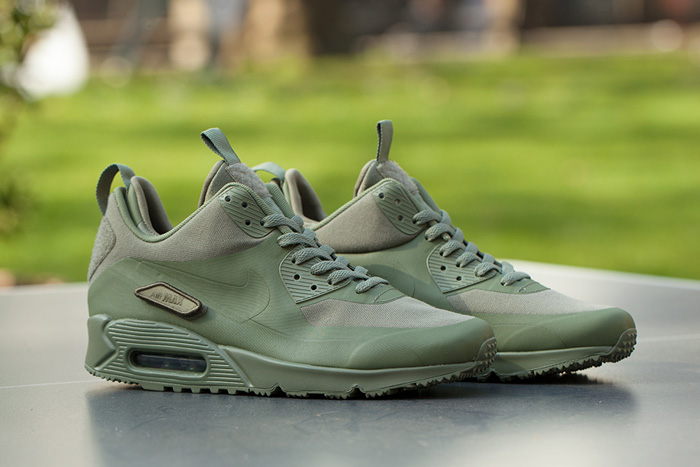 Nike Air Max 90 Sneakerboot Patch Popular Airsoft