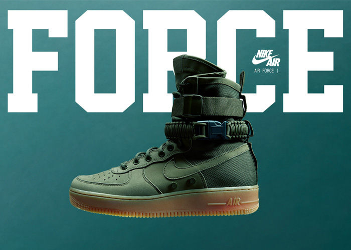 Tactical Air Force Ones Shoes