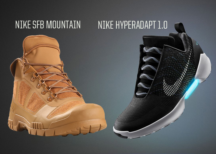 Nike SFB Mountain Men's Boot & HyperAdapt 1.0